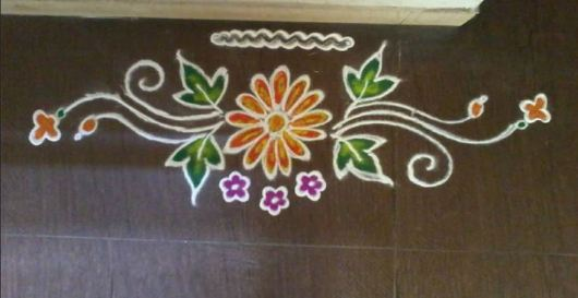 Rangoli Designs Simple and Easy