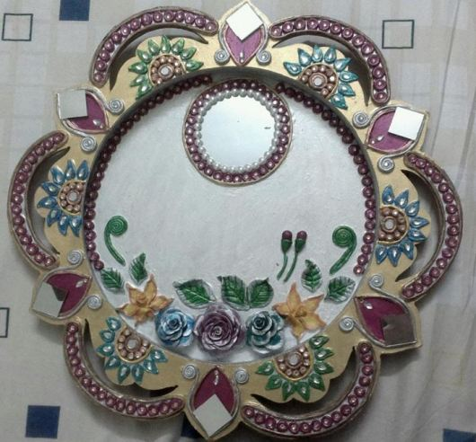 Aarti Thali Decoration for Festivals