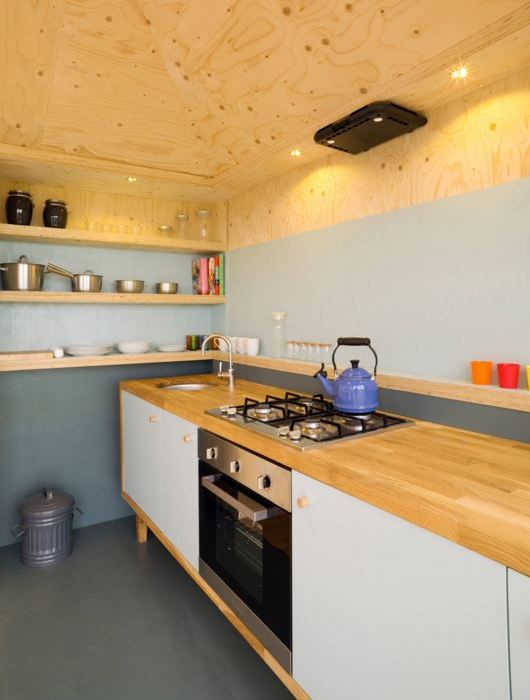 Simple Kitchen Design For Small House - Kitchen