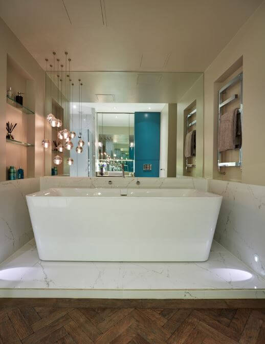 Bathtub Backsplash Ideas Bathroom Backsplash Tiles