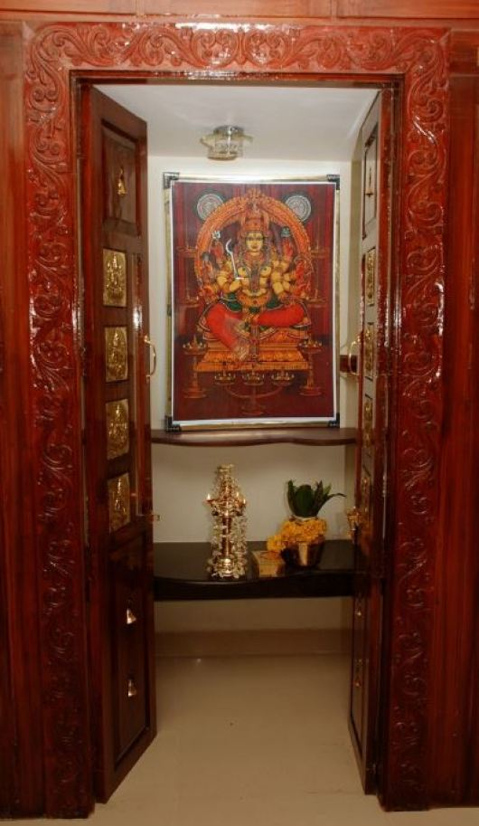Indian Pooja Room Designs