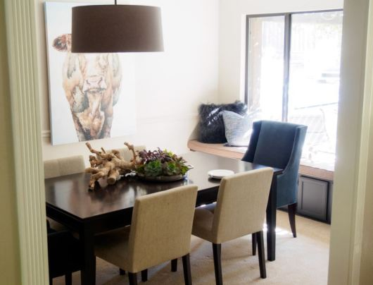 Dining Room Designs for Small Spaces