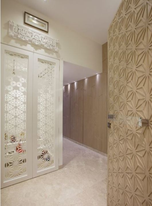 Pooja Room Door Designs
