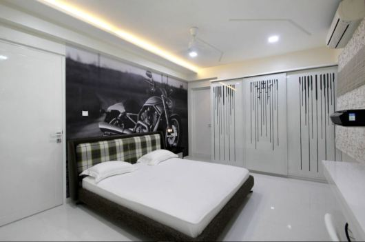 Teenage Boy Room