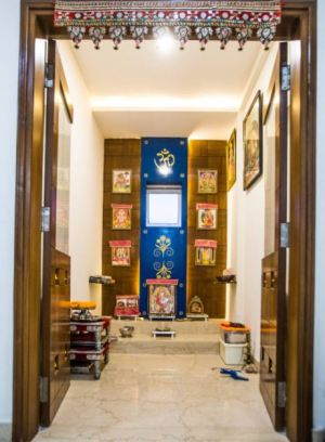 pooja designs paint glass architecture nine led ways makeover effect peace nice choice homemakeover