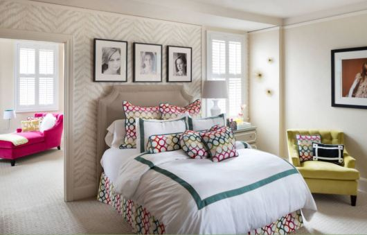 Ways to Decorate the Wall Behind the Bed