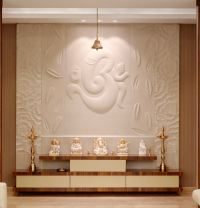 Interior Design for Pooja Room Wall Units - Indian Pooja ...