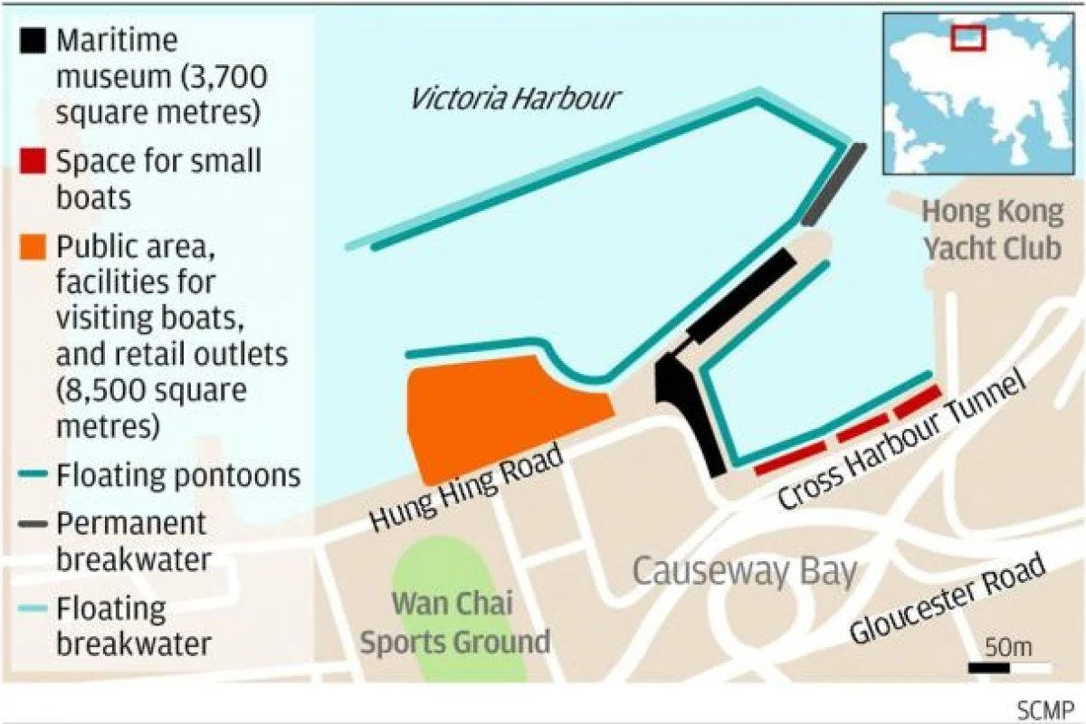 hight resolution of harbour watchdog backs yacht club s proposal for racing facilities