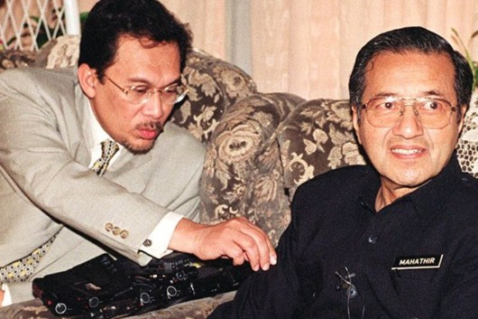 Image result for anwar ibrahim young