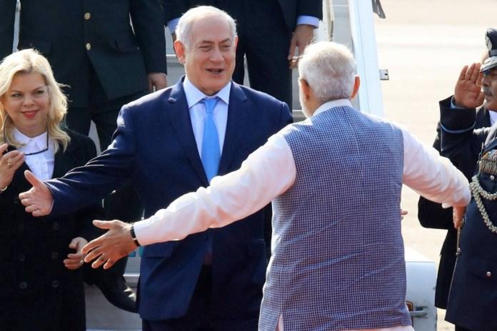 Despite the Modi man hug, Israel PM Benjamin Netanyahu is ...