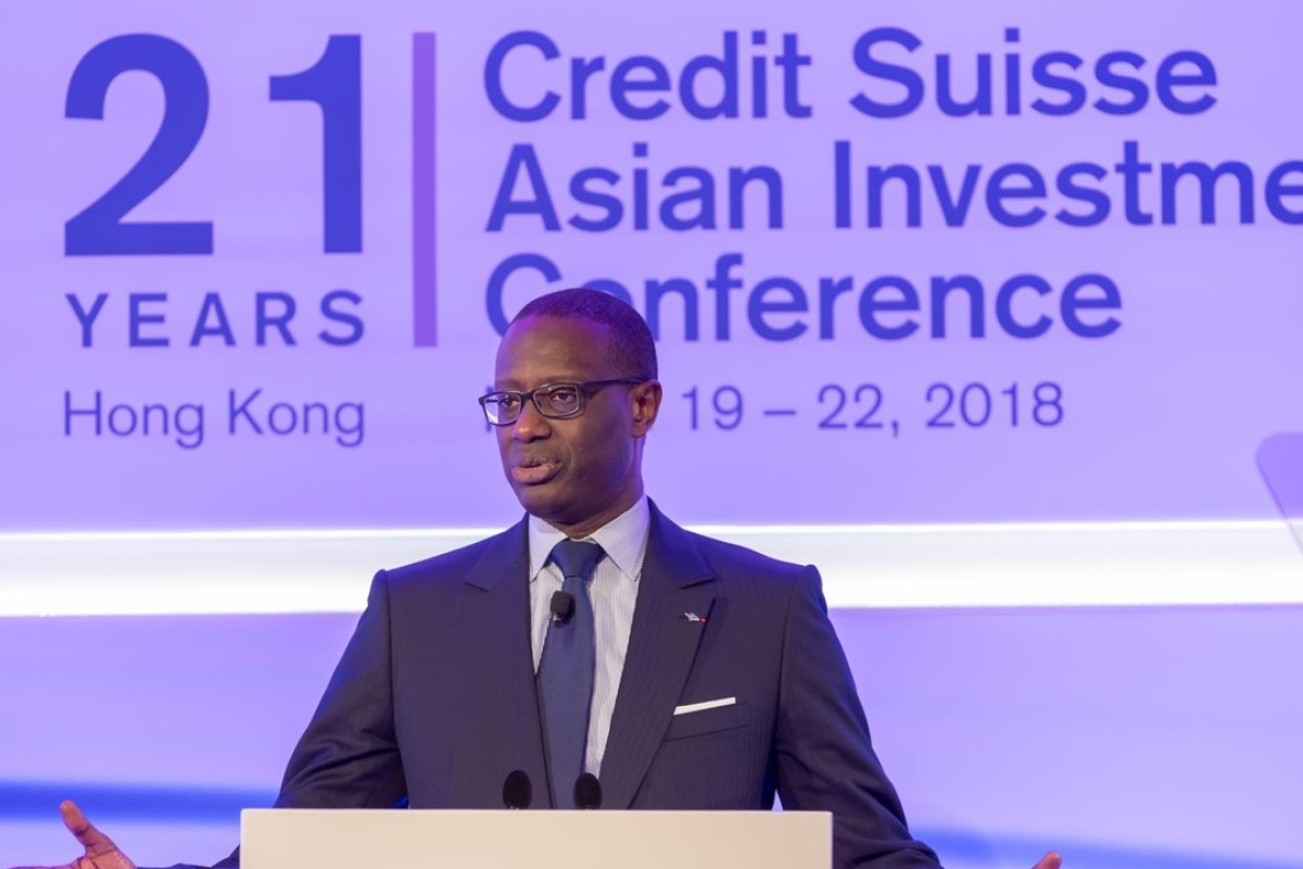 Credit Suisse To Replicate Asia Business Model Eventually