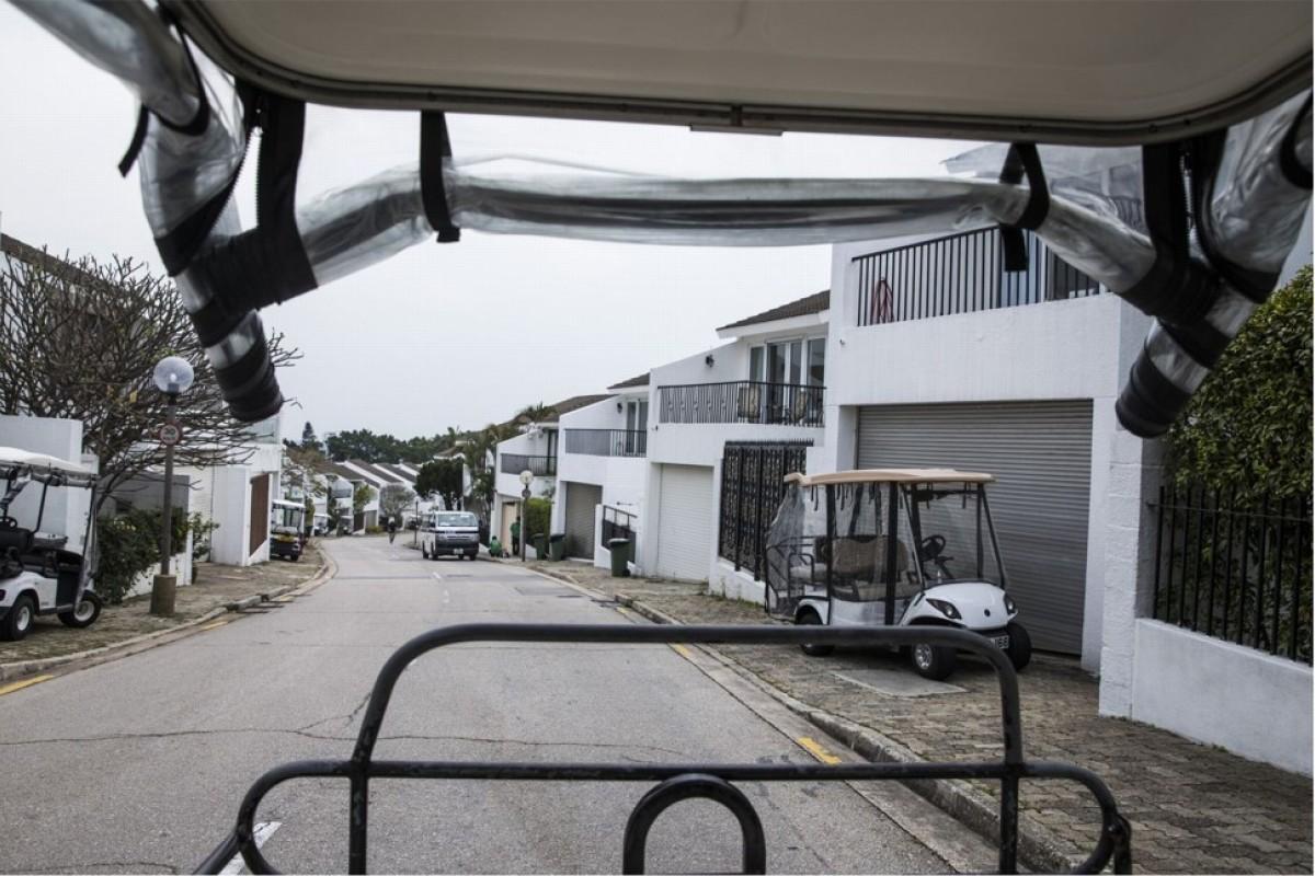 hk 2 million golf carts cost more than a tesla in hong kong south china morning post [ 1200 x 800 Pixel ]