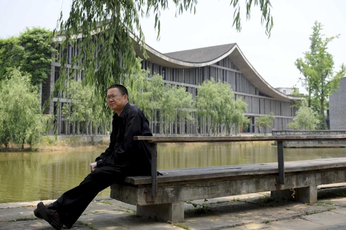 Pritzker Prize Winning Chinese Architect Wang Shu Battles To