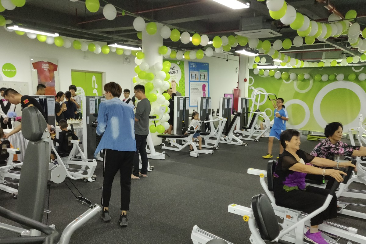 New Gym Model For China Hiit For Retirees No Mirrors And No Loud Music It S A Danish Import South China Morning Post