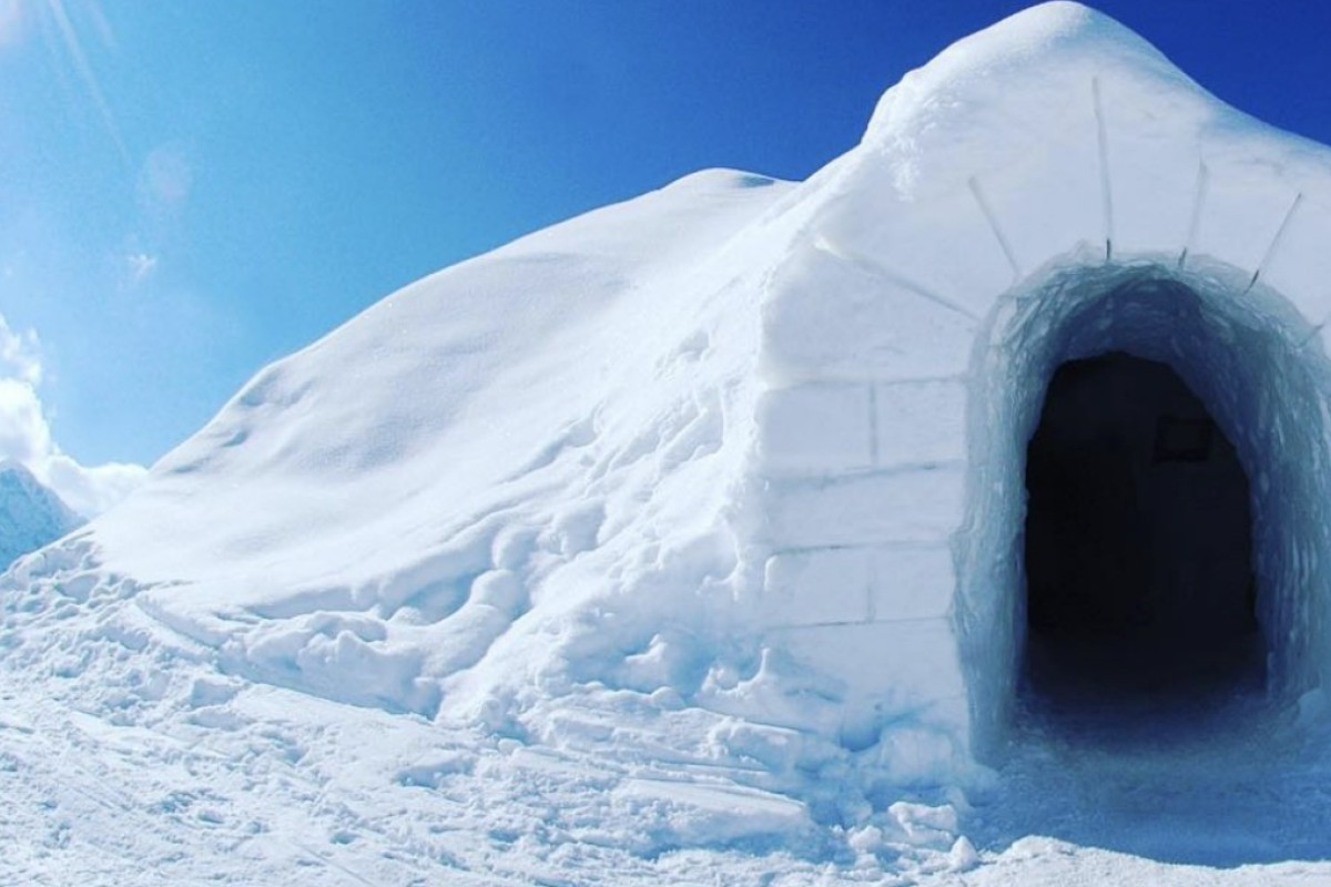 Igloo Hotels Hot Winter Trend Offers Skiers -frills