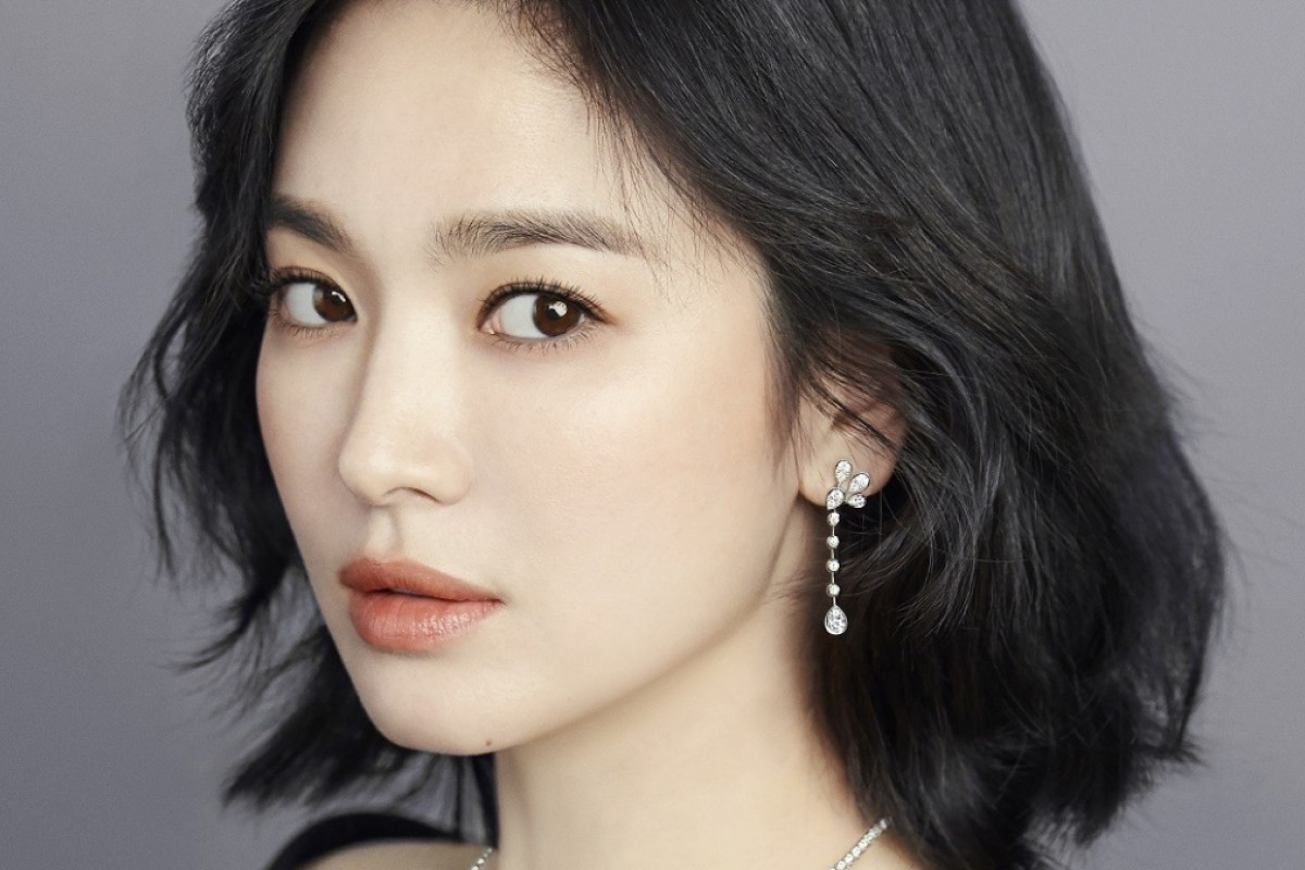 Here Is A First Look At Song Hye Kyo S Campaign For