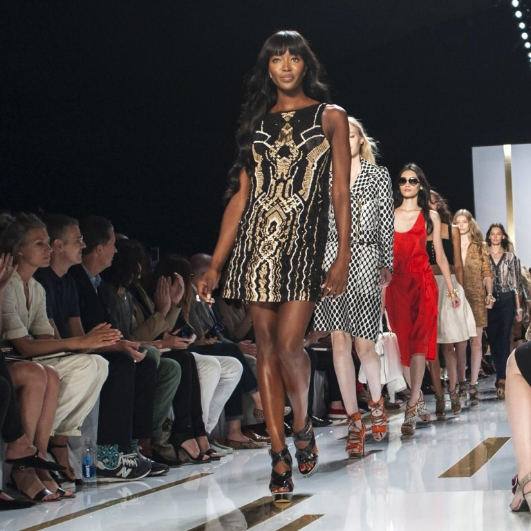 Supermodels Iman And Naomi Campbell Want More Models Of