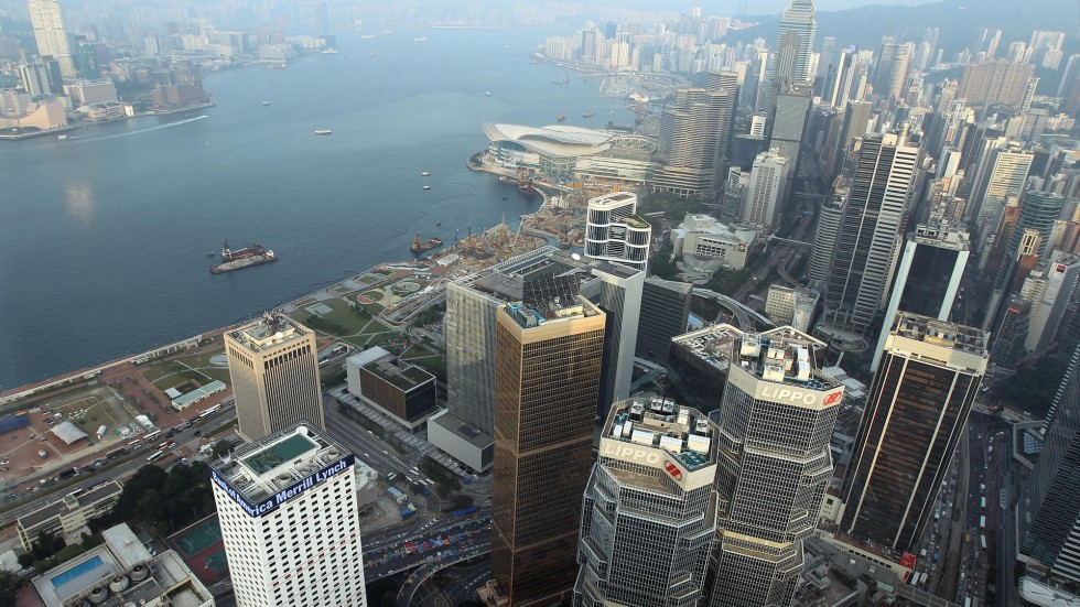 Hong Kong skyscraper office rents still the highest in the world   South China Morning Post