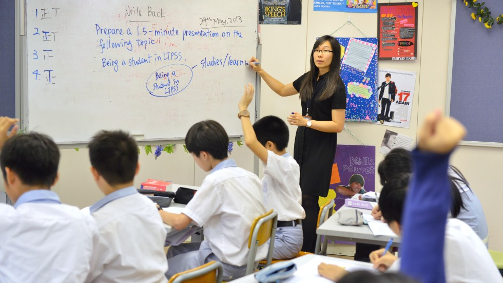 To Improve Language Standards In Hong Kong Get Native