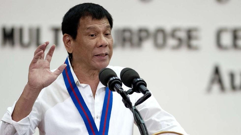 Image result for Rodrigo Duterte