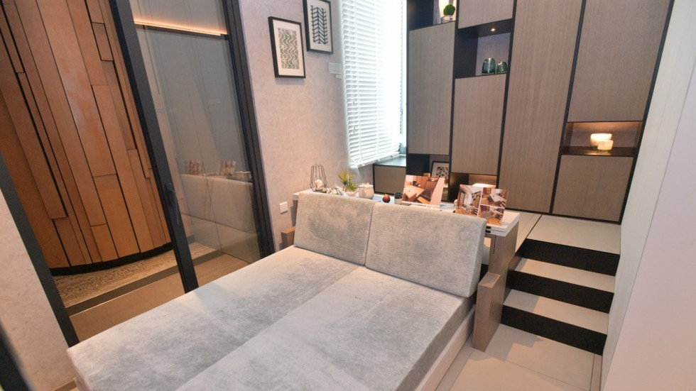 Nano flats sell for HK3m as property prices predicted to