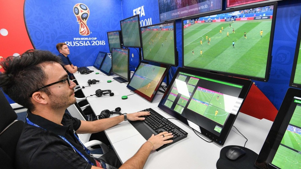 Fifa World Cup what is the video assistant referee VAR how does it work and how is it used