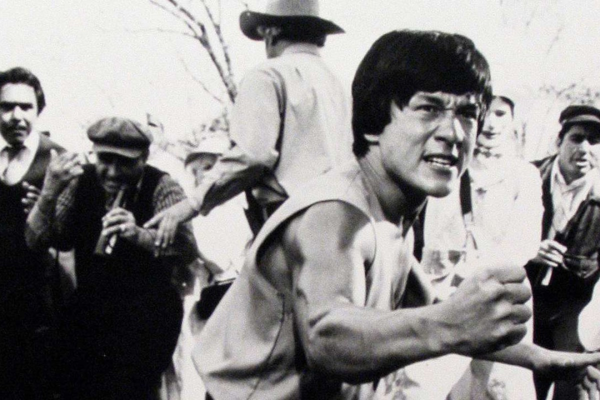 Jackie Chan (陳港生, known professionally in Chinese as 成龍), Academy Award-winning actor.