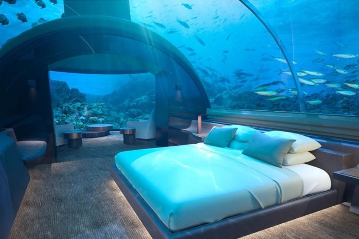 Conrad Maldives Hotel 2018 World' Hotels