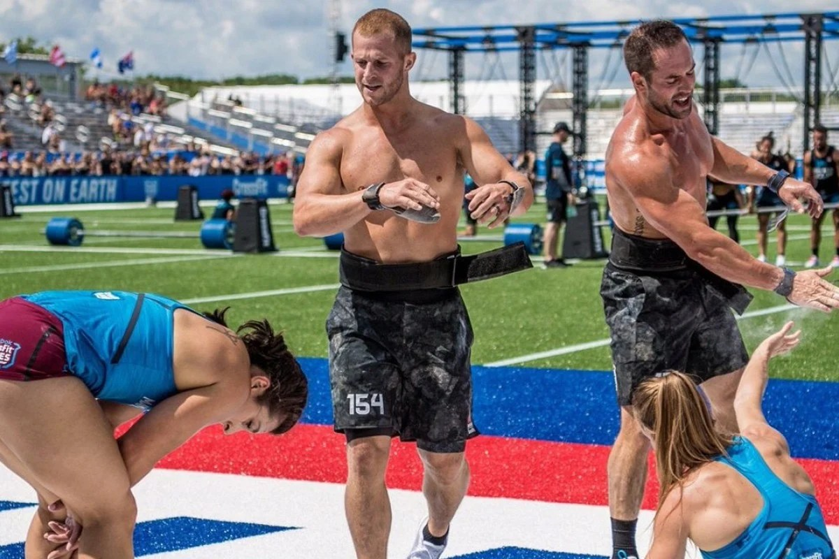 Crossfit Games 2018 Leader Board Team Results And Recap