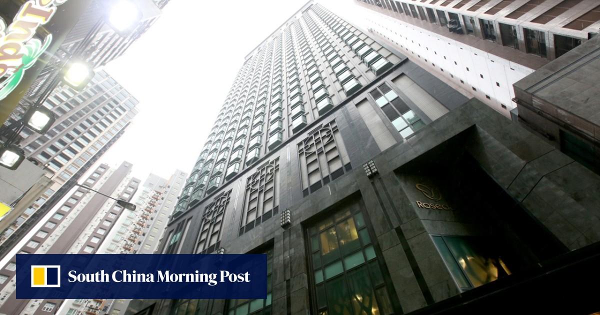 Hong Kong hotels may become office complexes as owners eye bigger profits   South China Morning Post