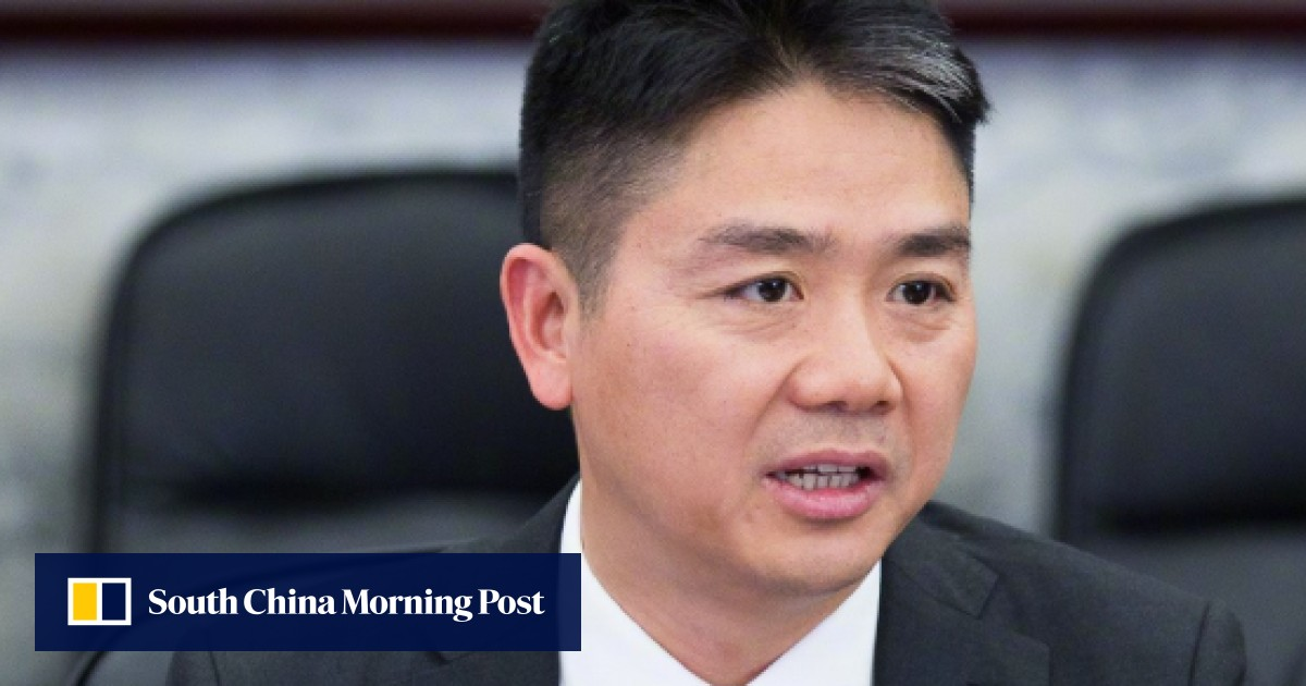 JD.com's billionaire founder Richard Liu back in China after US arrest | South China Morning Post