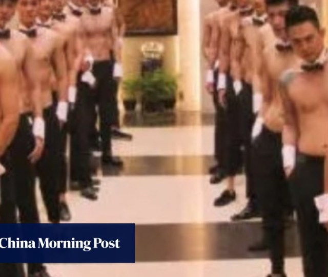 Shanghais Million Dollar Toy Boys Online Storm In China After Police Bust Ladies Club South China Morning Post