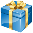 birthday, gifts, present icon