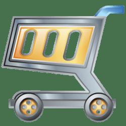 shopping cart icon iconfinder