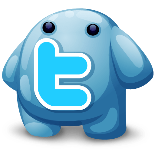 Creature monster orkut twitter icon Icon search engine