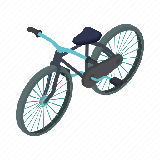 biking cartoon 2 by