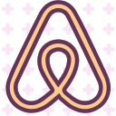 Airbnb. brand icon | Icon search engine