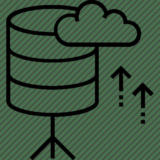 Client server, cloud computing, data warehouse, database