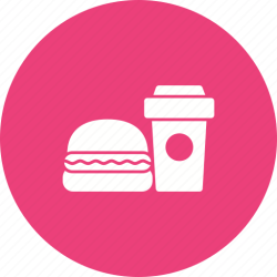 food fast icon menu icons drink restaurant lunch town data editor open