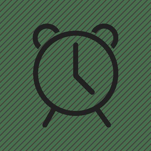 Alarm, alarm clock, alert, notification, reminder, ring