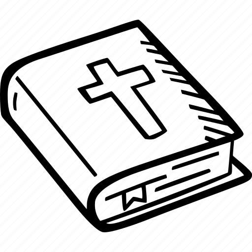 Templates Clipart Open Bible