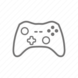 Console, controller, games, gaming, xbox, xbox 360, xbox one icon
