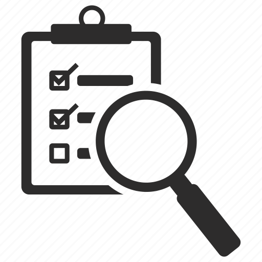 Document, msds, preview, review icon