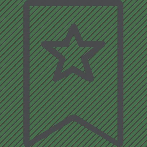 Bookmark, favorite, favorites, rating, save, star icon