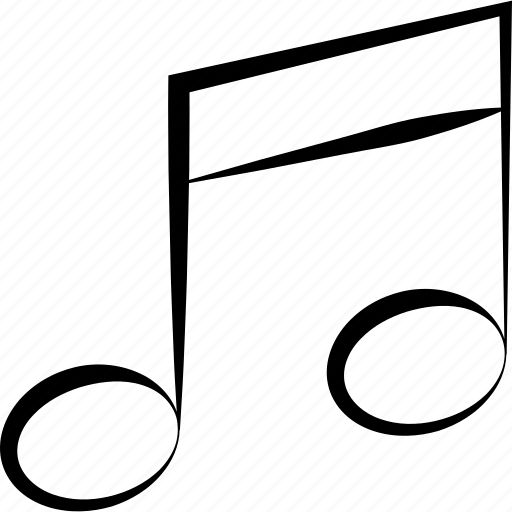 Eighth, multimedia, music, note, player icon