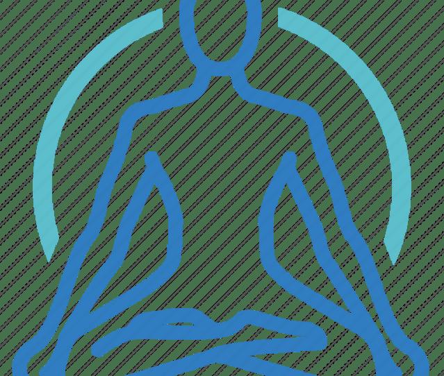 Etheric Body Health Healthcare Healthy Holistic Medicine Medical Yoga Icon