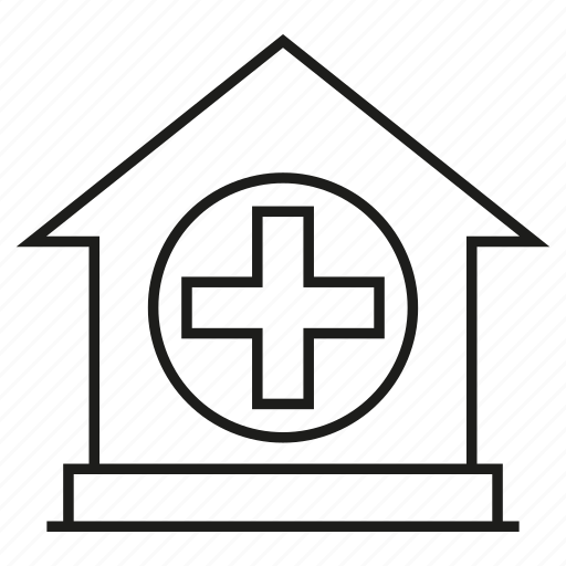 Care, health, hospital, medical, nursing home icon