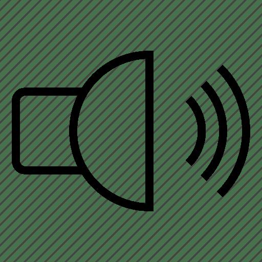 Audio, full volume, high volume, loud, loud speaker, sound