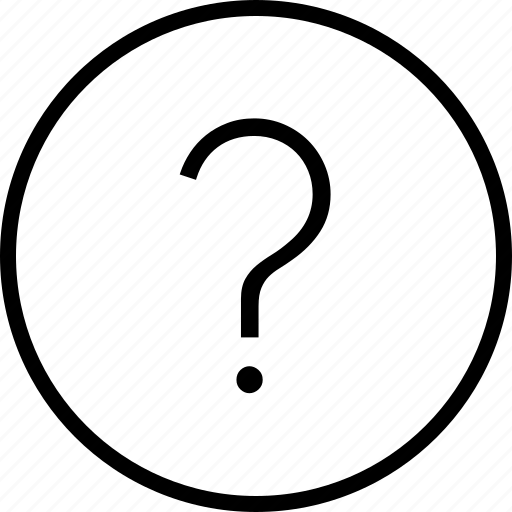 Ask, interface, mark, navigation, question, ui, user icon