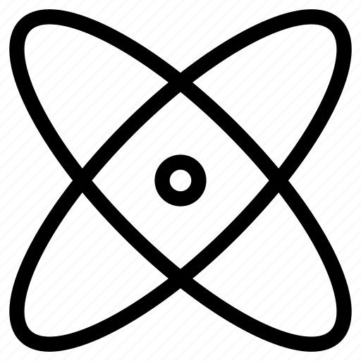 Atom, bomb, creative, electrons, grid, neutrons, nucleus